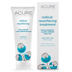 Acure Radical Resurfacing Treatment