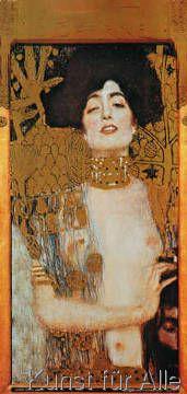 Gustav Klimt - Judith I, 1901