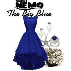 The Big Blue from Finding Nemo