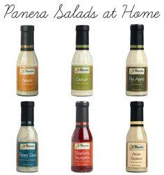 Panera Salads at Home