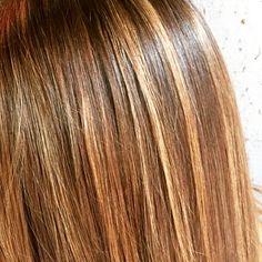 Bronde balayage hair by Theresa Przybyla  Jose Luis salon