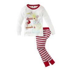 Four Seasons Pajamas. All proceeds from the purchase of these pajamas go to support the work of the Global Fund for Children. pajama, christma, kid