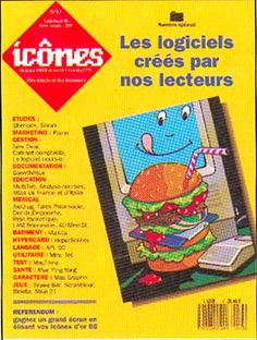 couverture 13 revue Icônes, des souris et des hommes by eric.delcroix, via Flickr