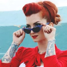26 Rockabilly Hairstyles for Women Nachstylen