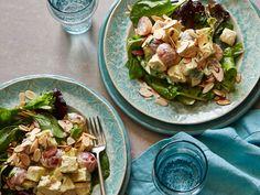 Curried Chicken Salad recipe from Ellie Krieger via Food Network