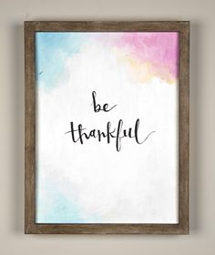 Be Thankful – Sarah Virginia Home $88