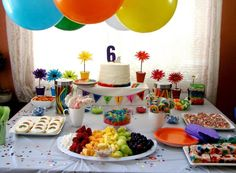 Joint Birthday Party Themes For Boy And Girl