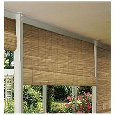 """LHZ1017: Features: -Made from hand-selected bamboo-Ideal for outdoor use-Most environmentally sustainable wood-Filters light and offers insulation qualities-Wipes clean with a damp cloth. Includes: -Installation hardware included. Color/Finish: -Natural color. Dimensions: -Product weight: 3.8 lbs-72"""" H x 48"""" W-72"""" H x 72"""" W.'"""