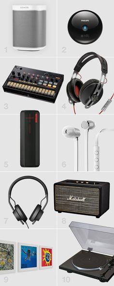 #WGT 14: Weihnachtsgeschenktipps für Musik-Fans. Holiday Gift Guide 2014, Music / Audio / HiFi