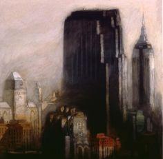 Richard Bunkall cityscape