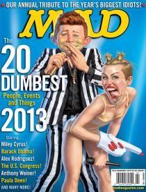 MAD #525 | Mad Magazine - I still love MAD.