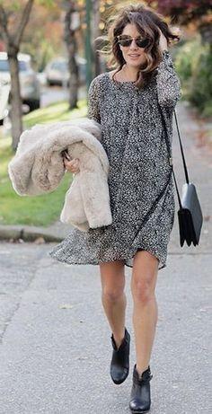 A Week In My Closet - Jillian Harris #week Kinds Of Clothes, Work Clothes, Jillian Harris, Spring Looks, Blogger Style, Work Attire, Casual Fall, North America, Spring Fashion