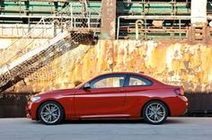 2014 BMW 2 Series Coupe First Look Photo Gallery