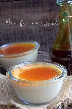 Eggs with milk, old-fashioned recipe - egg Bon Dessert, Dessert Recipes, Middle Eastern Desserts, Desserts With Biscuits, Cuisine Diverse, Creme Caramel, Recipe Images, Recipe For 4, Sweet Recipes