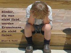 """astrid lindgren, zitate - Google-Suche - """" Kinder die man nicht liebt werden Erwachsene die nicht lieben. """""""