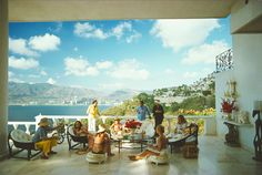 decortherapia: Conocé a Slim Aarons
