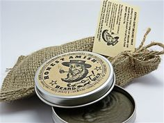Bárbaros: productos para el cuidado de la barba. 2014