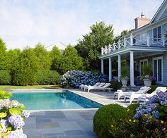 Pool Landscaping Inspiration - Better Homes and Gardens - BHG.com