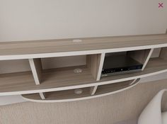 Modern Shelf Design Idea