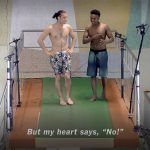 A Captivating Film About People Working Through the Fear of Jumping from a Ten Meter High Dive
