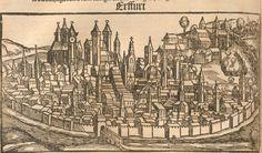 Schedel, Hartmann: Das buch Der Croniken unnd geschichten Augsburg, 1500 GW M40782  Folio NP