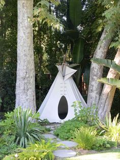 backyard teepee #home #garden #children