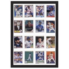 Room Essentials™ 16 Baseball Card Display Case