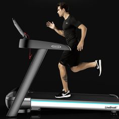 Indoor Home Gym Treadmill Running Machine Mono function Foldable Mute Gym Wide Screen Fitness Equipment Electric Treadmill Home Treadmill, Electric Treadmill, Running On Treadmill, Running Belt, Fitness Equipment, No Equipment Workout, Used Treadmills, Running Machines, Indoor