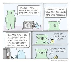 Poorly Drawn Lines – Kevin's Project