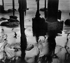 Wynn Bullock - Cannery Row, 1966