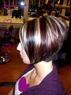 Great Hair Colors for Short Hair | 2013 Short Haircut for Women by kenya