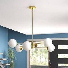 Latifa 3 - Light Lantern Empire Chandelier with Beaded Accents Chandelier For Sale, Linear Chandelier, Sputnik Chandelier, Chandelier Shades, Chandeliers, Unique Chandelier, Empire Chandelier, Lighting Sale, Modern Lighting
