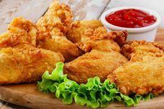 Ailes de poulet croustillantes cuites au four