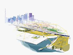 """Alphabet's Sidewalk Labs to create high-tech """"future city"""" on Toronto waterfront Levels Of Government, Toronto Photography, Innovation Strategy, Smart City, Modern City, Urban Life, Future City, City Buildings"""