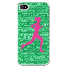 Inspirational Words - Female - iPhone 5 cover