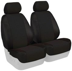 Can be any brand that fits 2006 Scion XB front seats. Any dark color. If patterned, should be simple/subtle. Amazon.com: Coverking Custom-Fit Front Bucket Seat Cover - Spacer Mesh, Black: Automotive