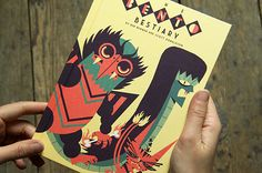The Bento Bestiary by Ben Newman and Scott James Donaldson