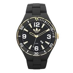 Adidas Melbourne Mens Black Bracelet Watch - Product number 9301917