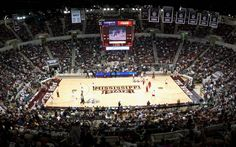 Humphrey Coliseum, the largest on-campus basketball arena in the state of Mississippi, will be the home of Bulldog Basketball for the 40th season during the 2014-15 campaign. Description from hailstate.com. I searched for this on bing.com/images