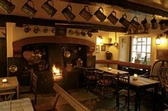 Old Pub Interiors
