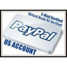Us Paypal Vcc
