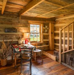 Authentic Cabin Remodel
