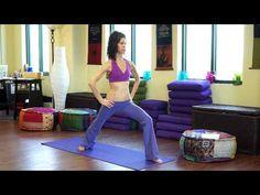Yoga Workout for Beginners, Leg & Core Strength Vinyasa Flow, Stretch & Fitness Training, Balance