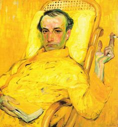 """The Yellow Scale"" by Franz Kupla - painting that definitely inspires me. http://www.flickr.com/photos/15122537@N00/289252259/"