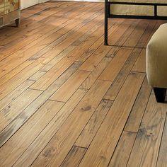 Beau Found It At Wayfair   Elements Random Width Solid Pine Hardwood Flooring In  Fossil