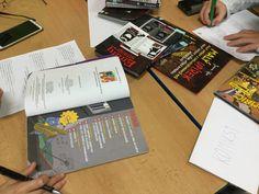 Vyučování - Čtenářská gramotnost - Book Speed Dating