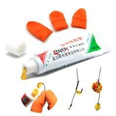 1 Tube Fishing Bait Glue for Maggots Rices Small Pellets Fishing Carp Fishing Baits Adding