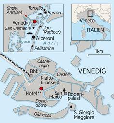 Eine ungewöhnliche Städtereise zu den stillen, unbekannten und reizvollen Seiten von Venedig. Entdecken Sie die grüne Lagunenstadt.
