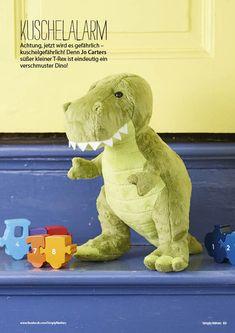 Nähanleitung Dino Simply Nähen 0117