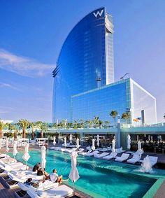 W Hotel, Barcelona, SPAIN https://www.hotelscombined.com/Hotel/W_Hotel_Barcelona.htm?a_aid=134193